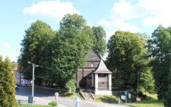 Prace renowacyjne wkościele św.Jakuba